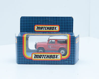 Matchbox MB-16 LAND ROVER 90,  in Excellent Condition, 2244