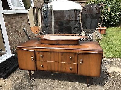 Vintage 1960's Dressing Table