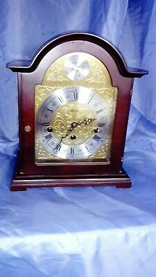 A Superb Westminster Mantel Clock by Hermle