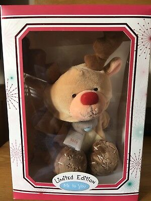 Me To You Bear limited edition reindeer