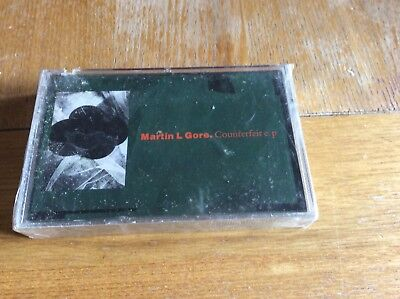 Martin L Gore Depeche Mode Counterfeit EP USA tape sealed Mega rare