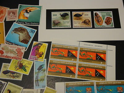 Papua & New Guinea_Excellent Classic Collection_Great Value...