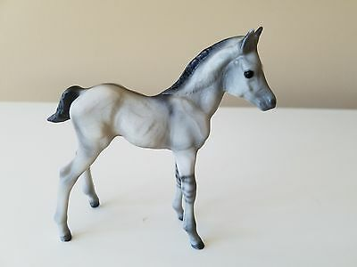 Breyer Classic Mustang Foal Grullo - From 1225 Clout's Legacy Set 2003-2005