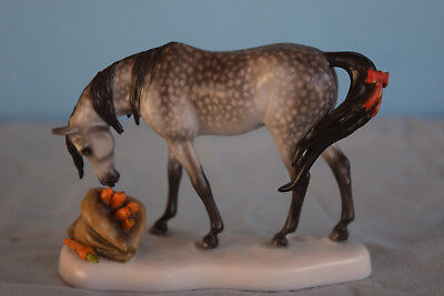 Donna Chaney Animal Artistry Venus Arabian Mare - OOAK Dapple Gray - MINT