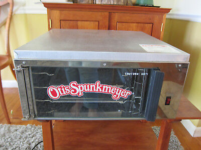 Otis Spunkmeyer OS-1 cookie oven convection oven small business w/trays