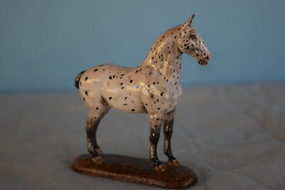 Donna Chaney Animal Artistry Dauntless - OOAK Leopard Appaloosa - MINT
