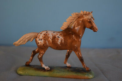 Donna Chaney Animal Artistry - Exmoor Pony - Appaloosa Mare - OOAK