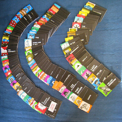 100 Chick Christian Gospel Tracts; Brand New Sealed Pack Assorted
