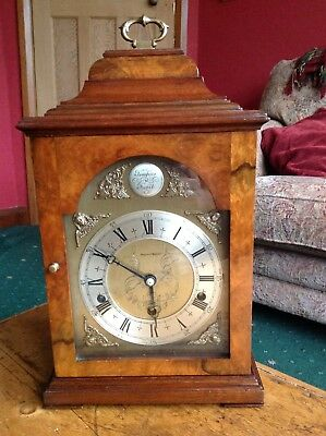 Westminster & Whittington Chiming Clock - Features an 8 day lever movement