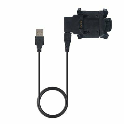 USB Charger Cable For Garmin Fenix 3, Fenix 3 HR, Quatix 3 Charging Cradle Wire