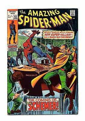 Marvel Comics AMAZING SPIDERMAN 83 APRIL 1970 VFN