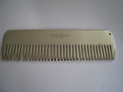 Ralph Lauren Sterling Silver Baby Comb VGC Rare
