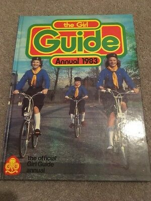 The Girl Guide Annual 1983 -