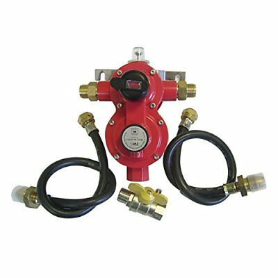 Lifestyle ACR7 Automatic Changeover Regulator Valve with OPSO