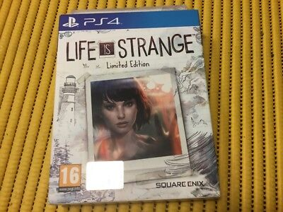 Life is Strange - Limited Edition. Completo e perfetto. Playstation 4 Sony PS4.