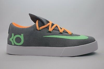 f9ba07589896 NEW NIKE KD Vulc PS Kevin Durant Youth Unisex Shoes 684166 005 Size ...