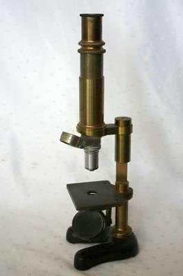 1800's Bausch Lomb Microscope