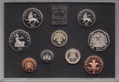 Great Britain 1992 Proof Set