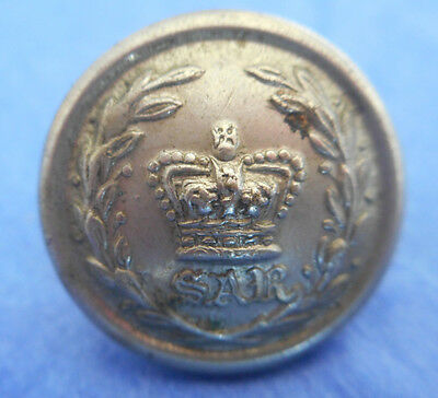 SAR SA Railways antique button & 4 other coat of arms vintage metal buttons
