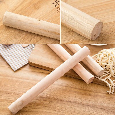 Simple Life Solid Wood ROLLING PIN Wooden PASTRY BAKING KITCHEN Tools Home
