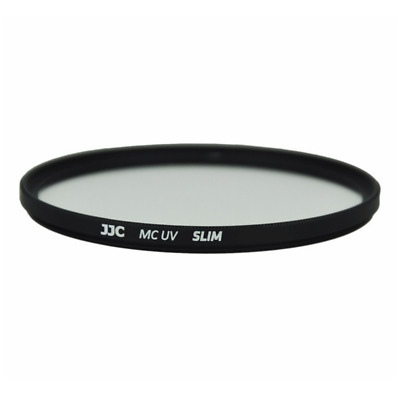 JJC Slim MC UV Lens Filter Protector Multi-Coated 52/55/58/62/67/72/77/82mm
