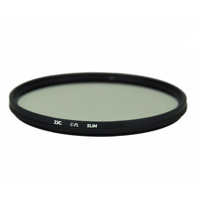 JJC Slim CPL Circular Polarising Filter Polarizer 52/55/58/62/67/72/77/82/86mm