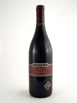 1998 PFEIFFER WINES Pinot Noir A Isle of Wine