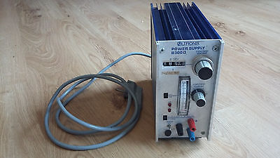 Oltronix B300D, Power Supply, Labornetzteil