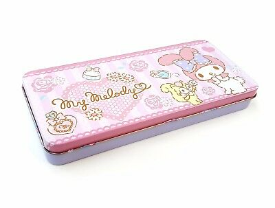 Sanrio My Melody Tin Pencil Case (9-6506-10 MM) Registered Shipping