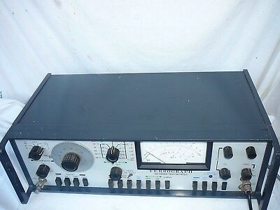 Ferrograph Recorder test set RTS2, For Vintage Reel to Reel tape recorders