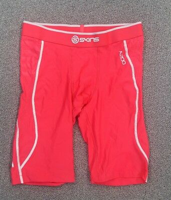 Skins Compression 1/2 tight Red SIZE Medium RRP $80