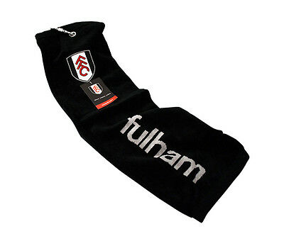 Fulham Tri-Fold Golf Towel - Official Product