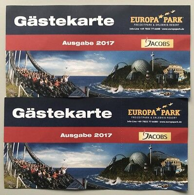 europapark tickets eur 35 06 picclick de. Black Bedroom Furniture Sets. Home Design Ideas