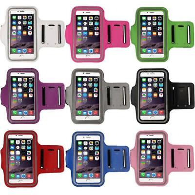Gym Running Jogging Sports Armband Exercise Case Cover Arm Band For iPhone
