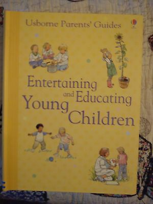 Entertaining and Educating Young Children by Usborne
