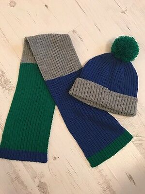 Next Scarf And Hat 3-6 Years