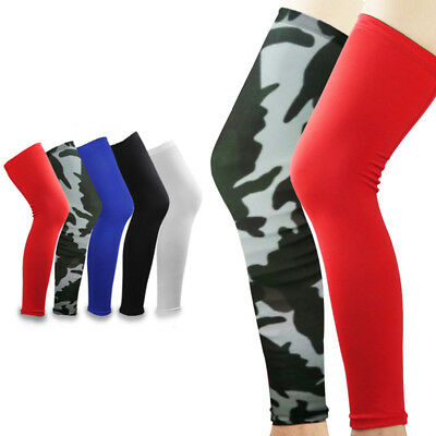 Bicycle Team Cycle Gear Leg Warmers Cycling Sunscreen UV Protection Cover