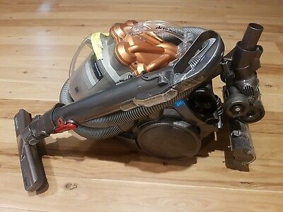 Dyson DC20 Stowaway Bagless Vac Vacuum cleaner, Turbo head, + more