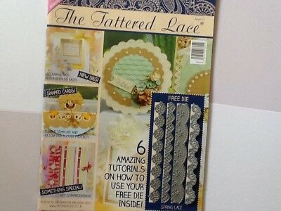 Tattered Lace Magazine Issue 17 - SAME DAY DISPATCH