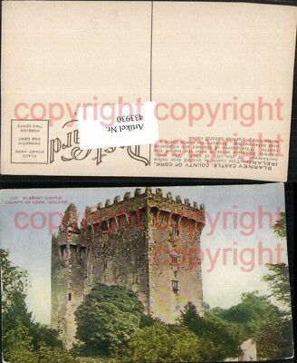 433930,Ireland County of Cork Blarney Castle Burg