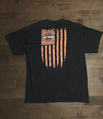 HARLEY DAVIDSON T SHIRT - Size Medium (Pre Owned) Good Condition