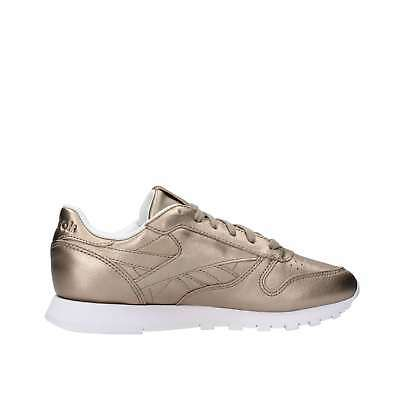 SCARPE SPORTIVE DONNA Reebok Classic Melted Metal BS7898 oro