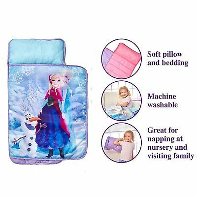 Disney Frozen Cosy Wrap Nap Bed Childrens Bedding New Official Free P+P