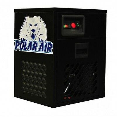 Polar Air 29CFM Refrigerated Air Dryer with Built-In Filters 2-Year Parts WTY