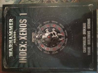 Warhammer 40K 8Th Edition Index Xenos 1 - New & In Stock