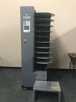 Duplo 10/60i Collator Tower (2015)