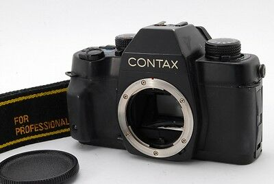 【Excellent++】Contax ST 35mm SLR Film Camera   Body only   From Japan