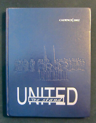 Hargrave Military Academy, Chatham, VA 2002 Yearbook, Cadence, Excellent/Writing