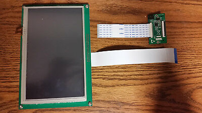 LCD8000-70T-EX1 LCD display for RIoTboard