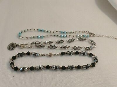 Trio of Beautiful Anklets